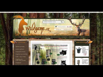 www.wildgame.cz