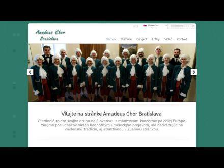 www.amadeuschor.sk