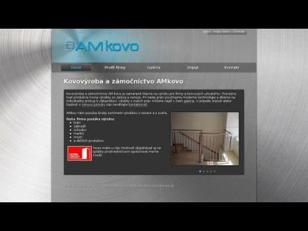 www.amkovo.sk
