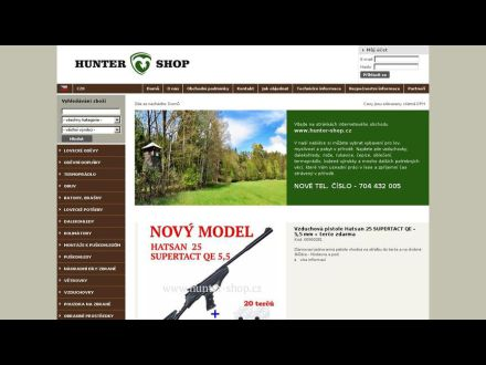www.hunter-shop.cz