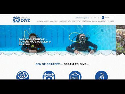www.dreamdive.cz
