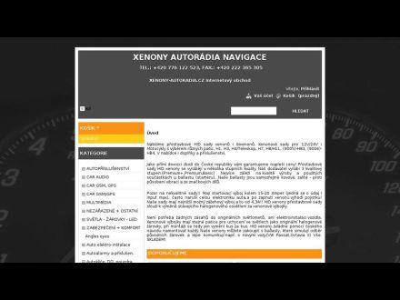 www.xenony-autoradia.cz