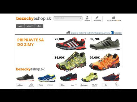 www.bezeckyeshop.sk