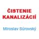 Miroslav Súrovský - ČISTENIE KANALIZÁCIÍ, IČO: 43949665