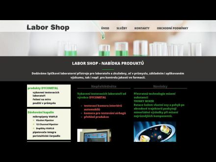 www.laborshop.cz/