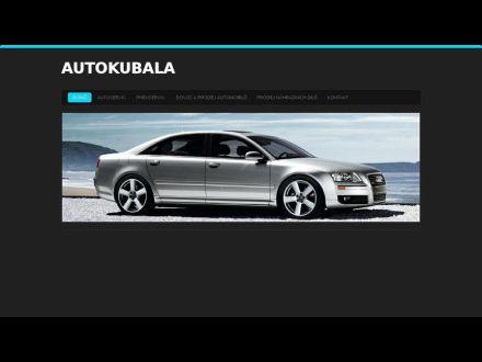www.autokubala.cz