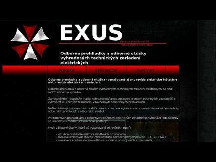 www.exus.sk