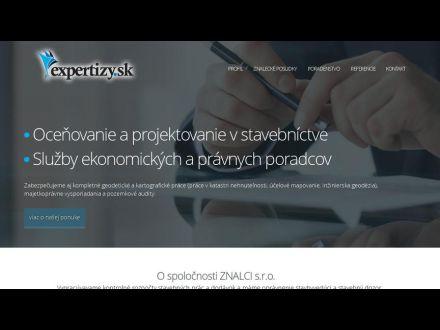 www.expertizy.sk