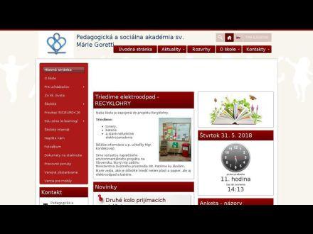 www.pasaca.edupage.org
