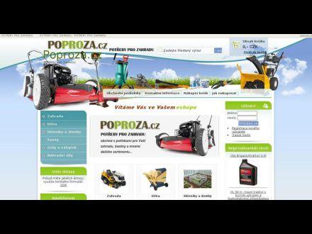 www.poproza.cz