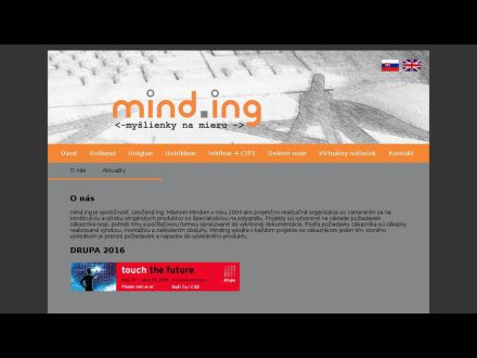 www.minding.sk