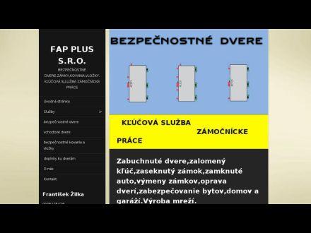 www.fap-plus.sk