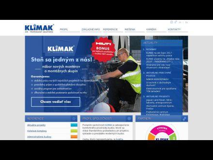 www.klimakslovakia.com