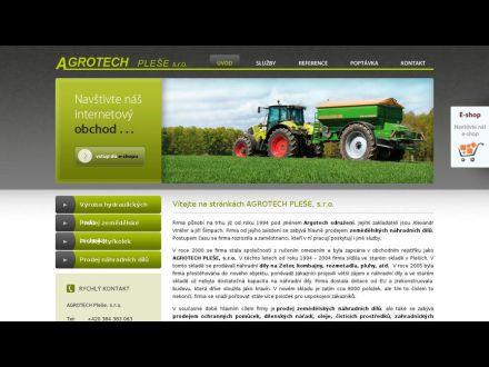 www.agrotech-plese.cz