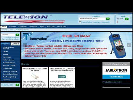 www.telexion.cz