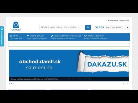 www.dakazu.sk
