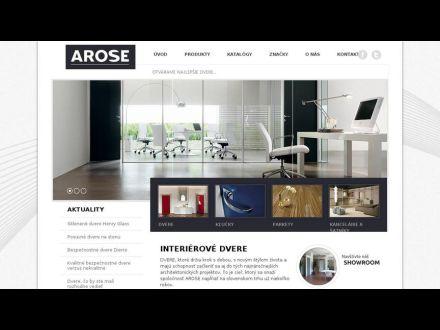 www.arose.sk