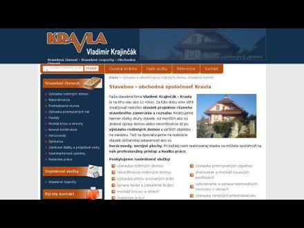 www.kravla.sk