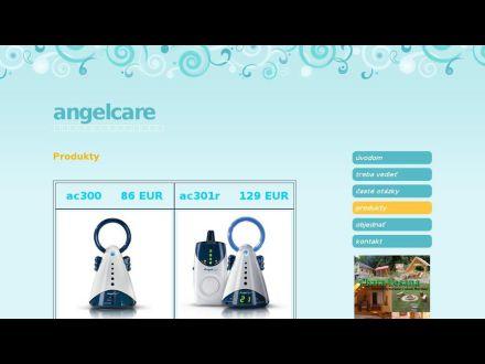 www.angelcare.eu.sk