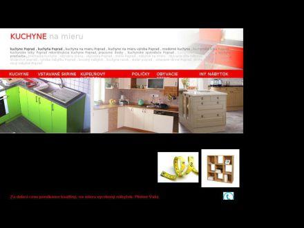 www.kuchynepoprad.sk