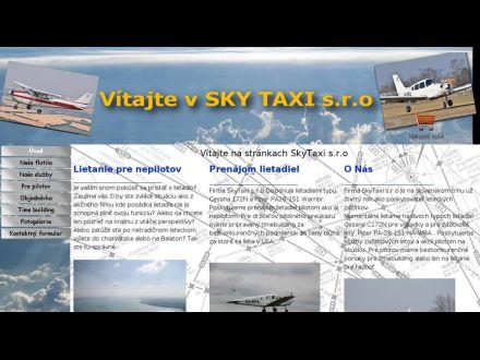 www.flyskytaxi.sk