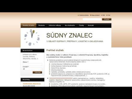 www.sudnyznalec.com