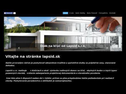 www.lapsid.sk