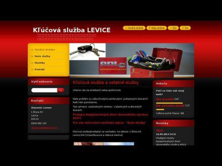 www.klucovasluzba-levice.com
