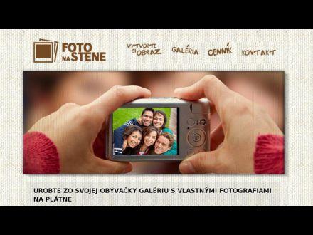 www.fotonastene.sk