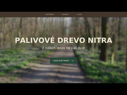 www.palivovedrevonitra.sk