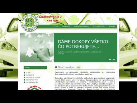 www.oksk-odskodnenie.sk