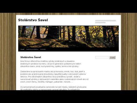 www.stolarstvosavel.sk