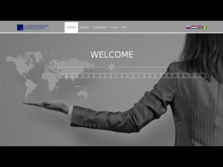 www.companymaster.sk