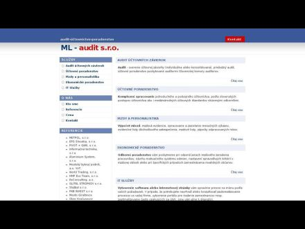 www.mlaudit.sk