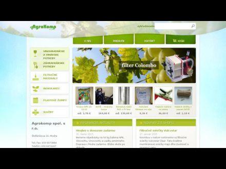 www.agrokomp.sk