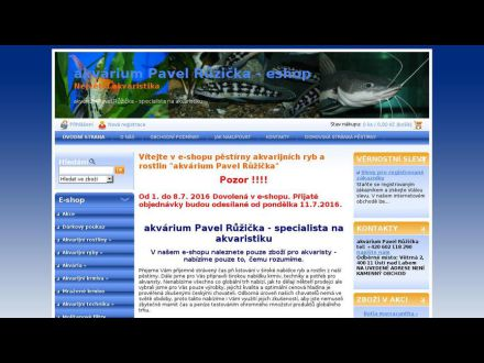 www.akvariumruzicka-eshop.cz
