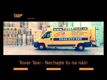 www.tovartaxi.sk