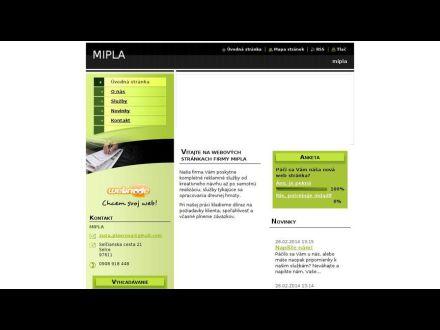 www.mipla.webnode.sk