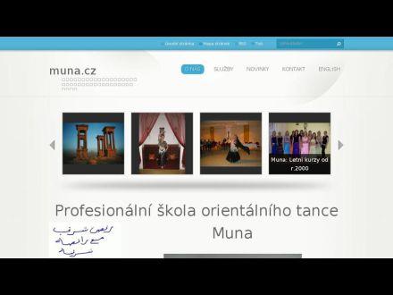 www.muna.cz