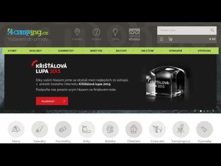 www.4camping.cz