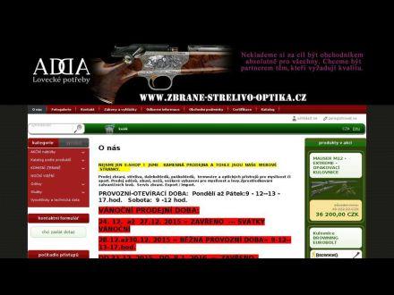 www.zbrane-strelivo-optika.cz