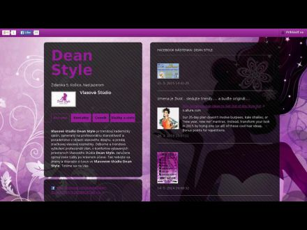 www.deanstyle.sk