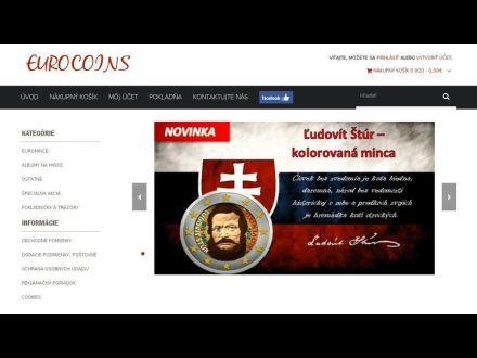 www.eurocoins.sk