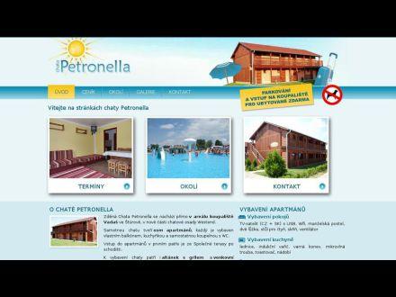 www.chata-petronella.cz