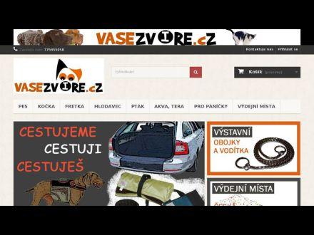 www.vasezvire.cz