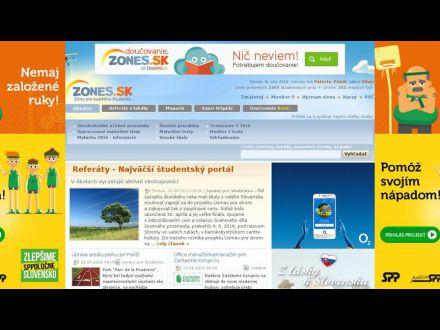www.zones.sk