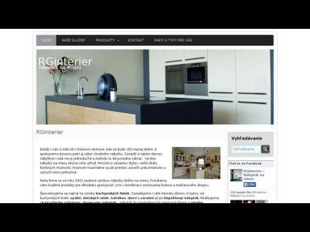 www.rginterier.sk