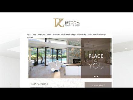 www.rezoom.sk