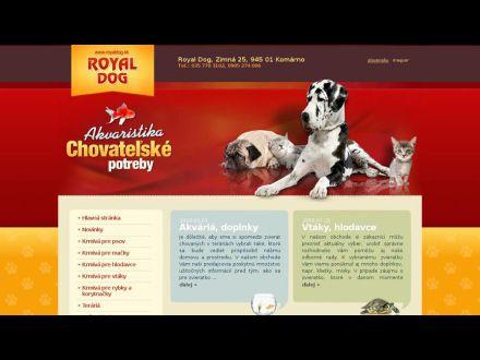 www.royaldog.sk