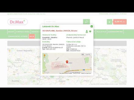 www.drmax.sk/lekarne/od-kaufland-banisko-2969-2a-brezno